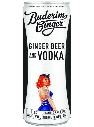 GINGER REFRESHER 750ML - Buderim Ginger