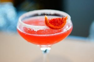Buderim Ginger Bloodnut Orange and Rosemary Margarita Recipe