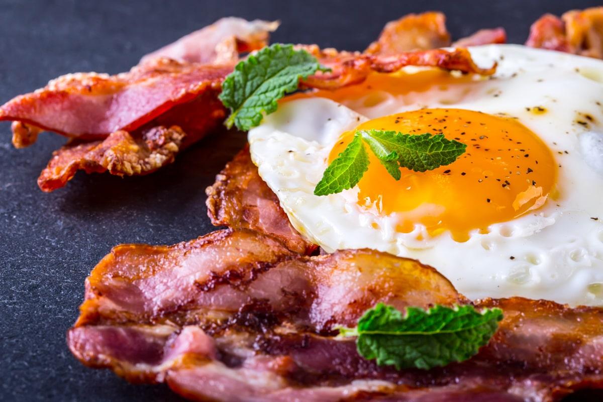 Recipe Glazed Ginger Bacon