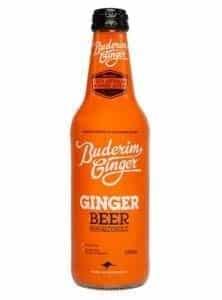 Buderim Ginger Beer Nonalcoholic Bottle 330ml