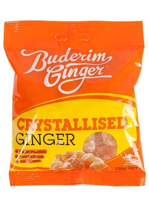 2x Buderim Ginger Naked Ginger Uncrystallised 1kg (Total