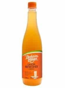 Buderim Ginger Ginger Refresher Cordial Web