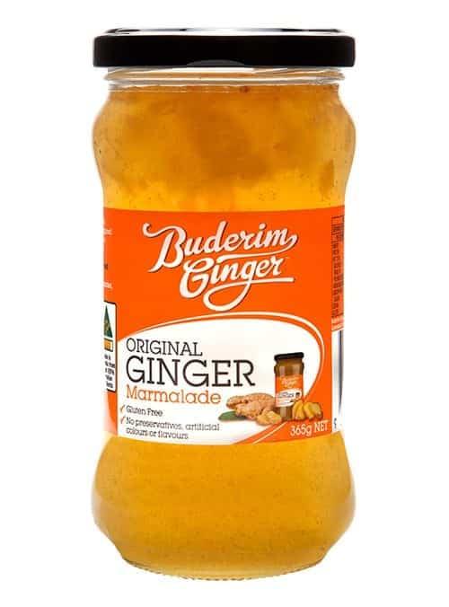 Buderim Ginger Original Marmalade