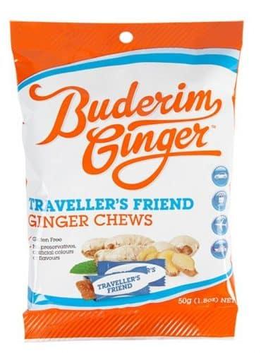 Buderim Ginger Travellers Friend
