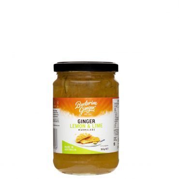 Ginger Lemon & Lime Marmalade 365g