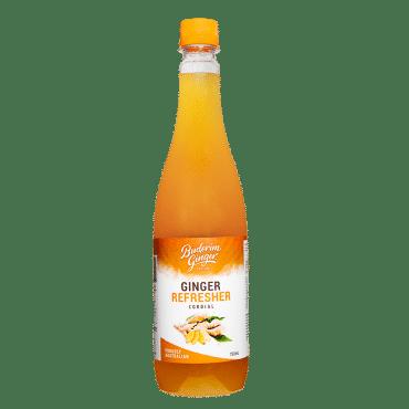 Ginger Refreshing Cordial