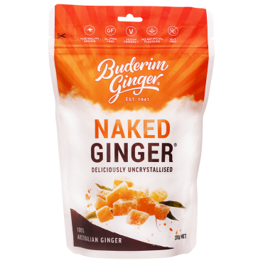 Naked Ginger Uncrystallised