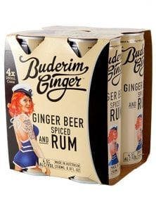 Product Ginger Beer Spiced Rum 02