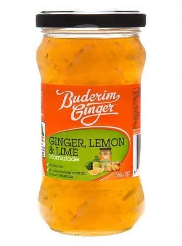 Buderim Ginger Lemon Lime Marmalade