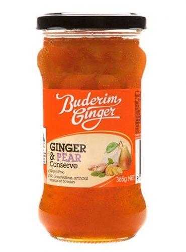 Buderim Ginger Pear Conserve