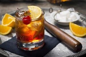 Dark And Ginger Cocktail Buderim Ginger