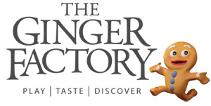 The Ginger Factory Brand Guidelines 5