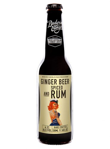 Product Ginger Beer Spiced Rum 330ml 01
