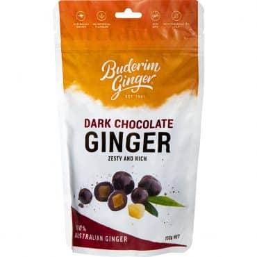 Product Dark Chocolate Ginger 150g
