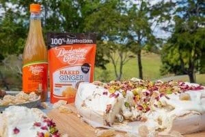 Recipe Ginger And Cardamom Pavlova02
