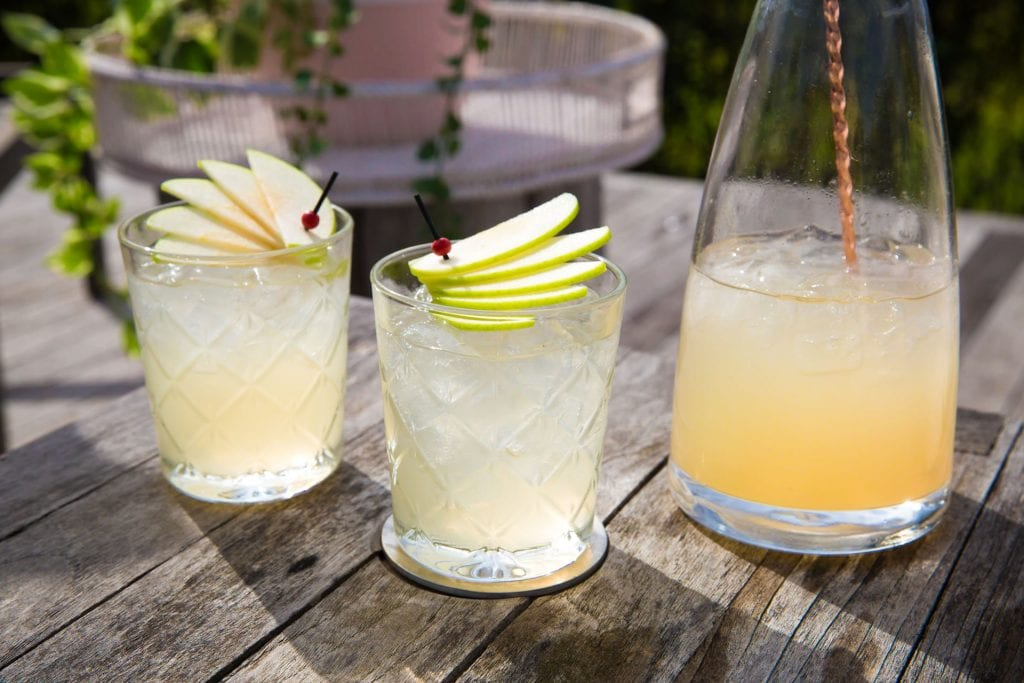 Recipe Ginger Collins With Buderim Ginger Refresher Cordial01