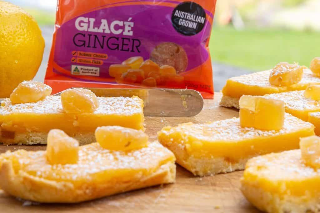 Recipe Lemon And Ginger Curd Slice03