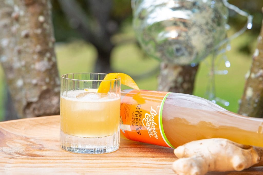 Recipe Penicillin With Buderim Ginger Refresher Cordial01