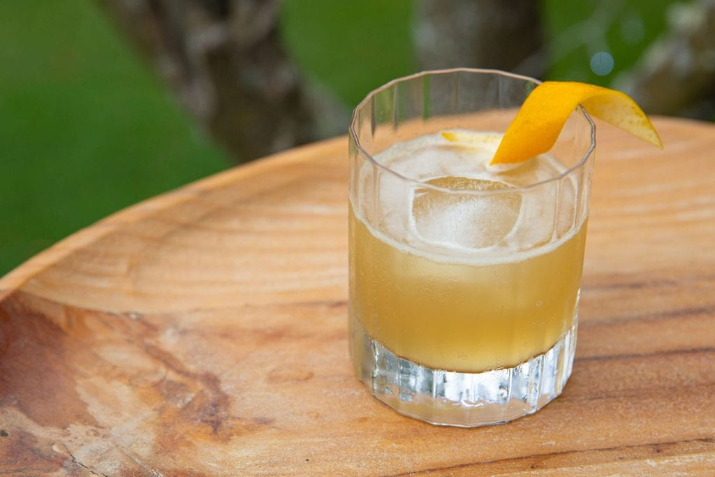 Recipe Penicillin With Buderim Ginger Refresher Cordial02