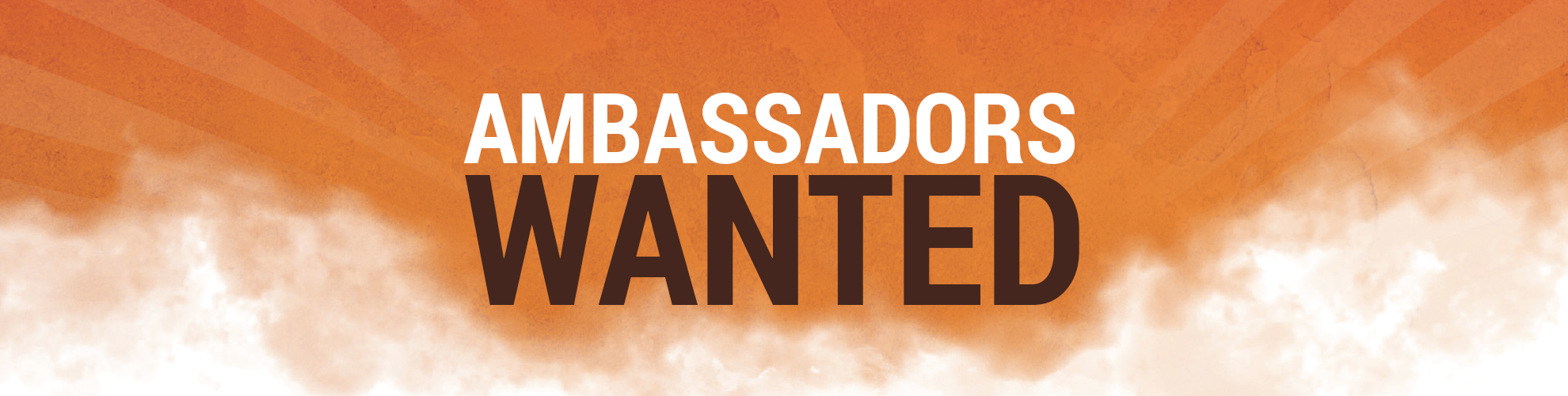 Ambassador Wanted