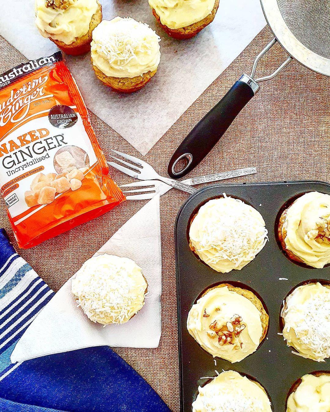 Recipe Hummingbird Cupcakes