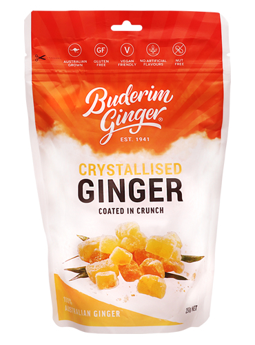 Recipe Crystalised Ginger