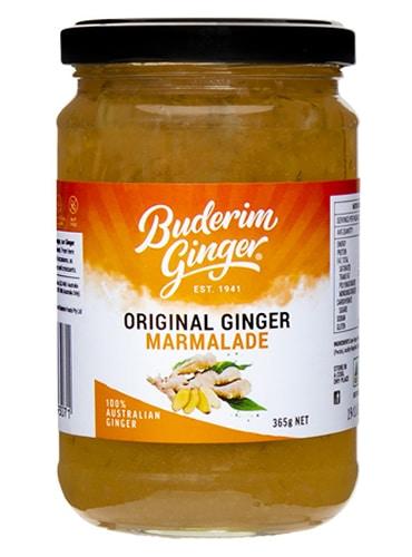 Recipe Original Ginger Marmalade