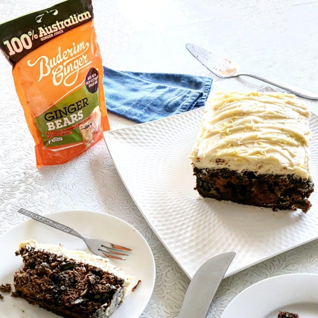 Recipe Flourless Carrot Cake