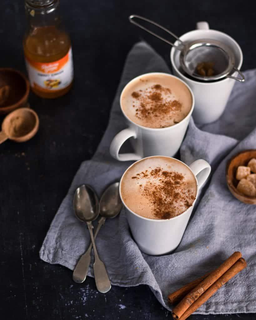 Recipe Ginger Latte