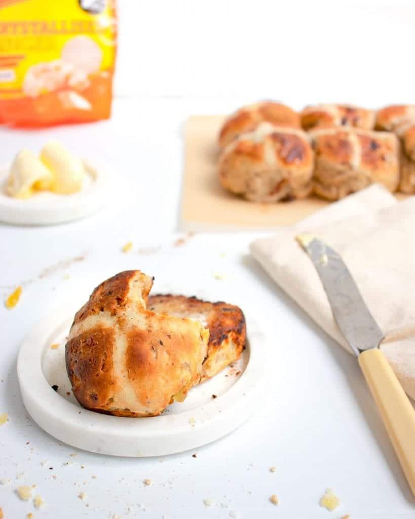 Recipe Hot Cross Buns